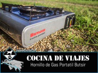 Hornillo de Gas Portatil Butsir