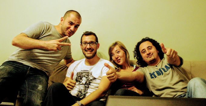 anfitriones couchsurfing estambul